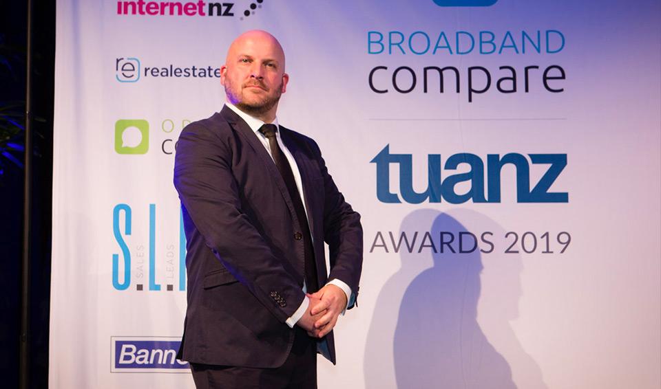 Gavin Male — CEO at NZ Compare