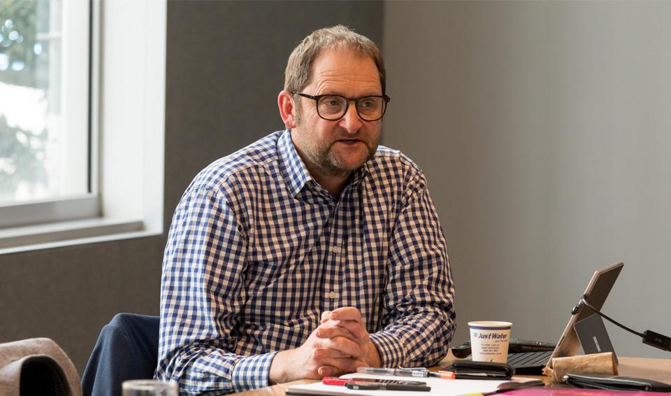 Craig Young — CEO of TUANZ