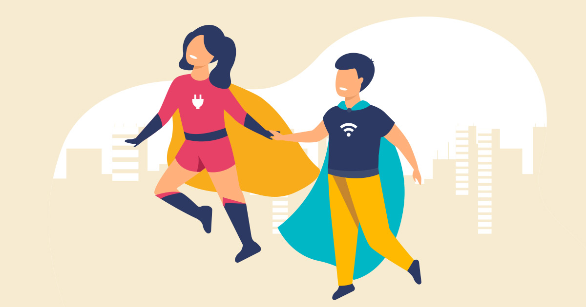 ANNOUNCING THE WINNER OF OUR UNSUNG SUPERHERO COMPETITION