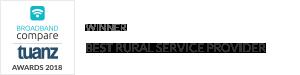 Best Rural Service Provider 2018