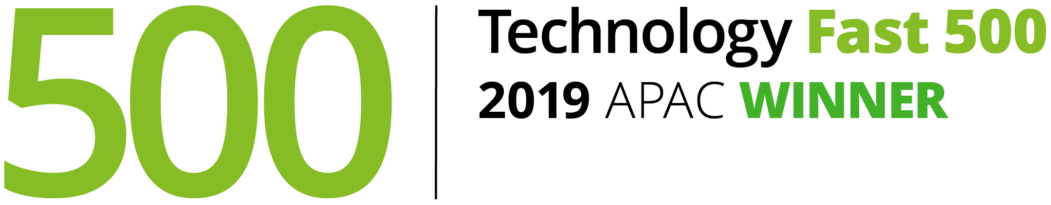 2019 Deloitte Asia Pacific Technology Fast 500