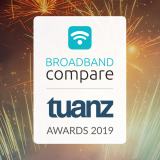Who is New Zealand's favourite Broadband Provider?