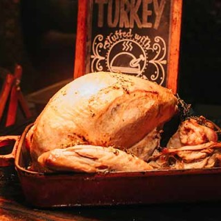 New Zealanders Choosing a Turkey free table this Christmas
