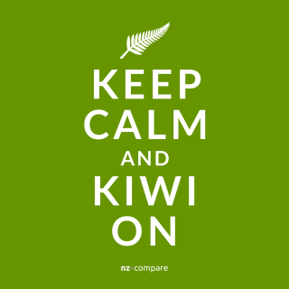 Keep Calm & Kiwi On: a sense of composure, community & clean amongst the NZ population
