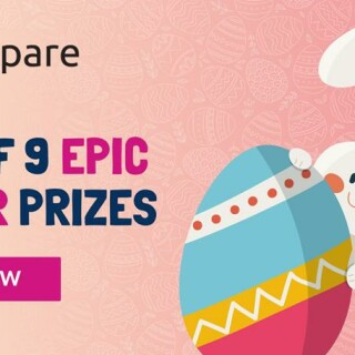 Win with NZ Compare's Epic Easter!